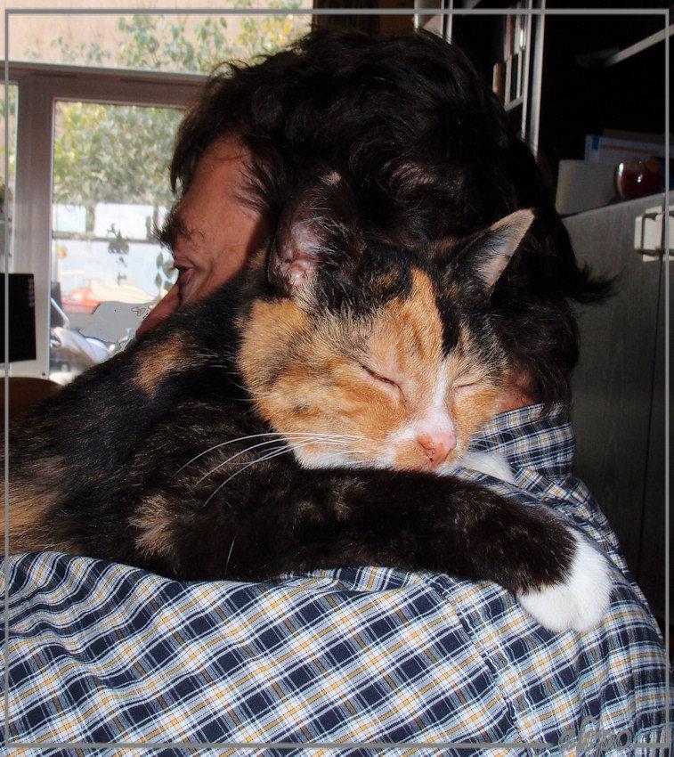 Nico en Bella Olympus XZ1