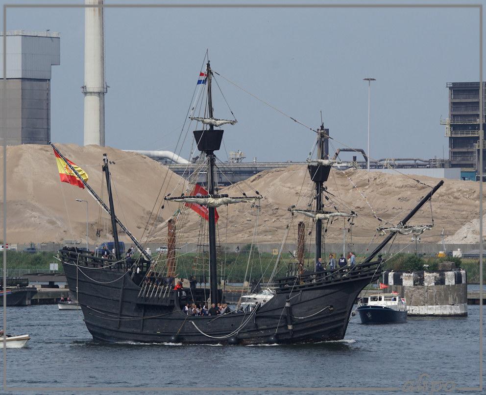 20150819_1344Nao_Victoria_Noordzeekanaal_Sail