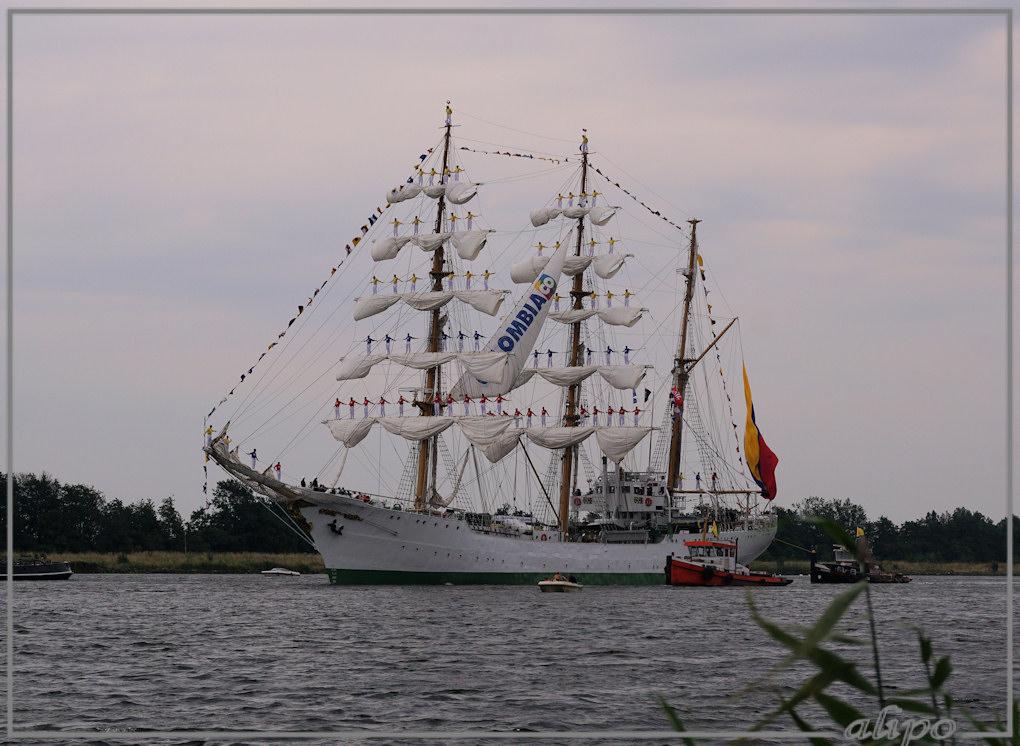 20150823_1911Gloria_Noordzeekanaal_Sail