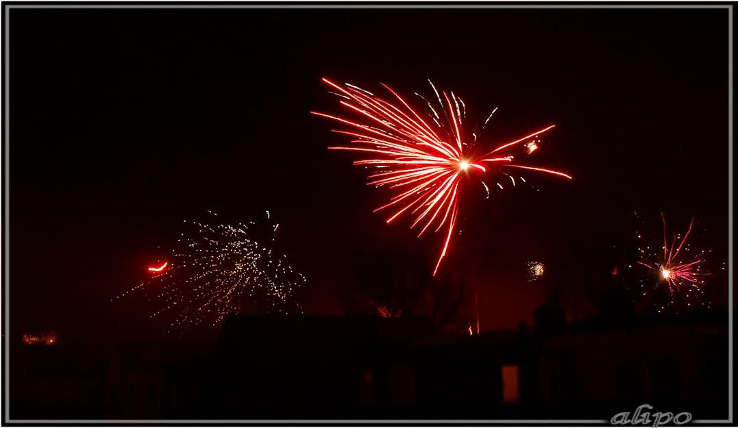 Vuurwerk Olympus XZ1