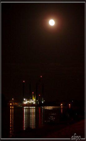 Maan Noordzeekanaal Olympus XZ1